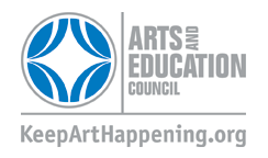 Arts and Education Council Logo