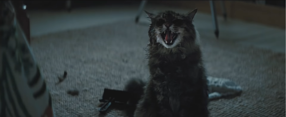 A still from 'Pet Sematary',