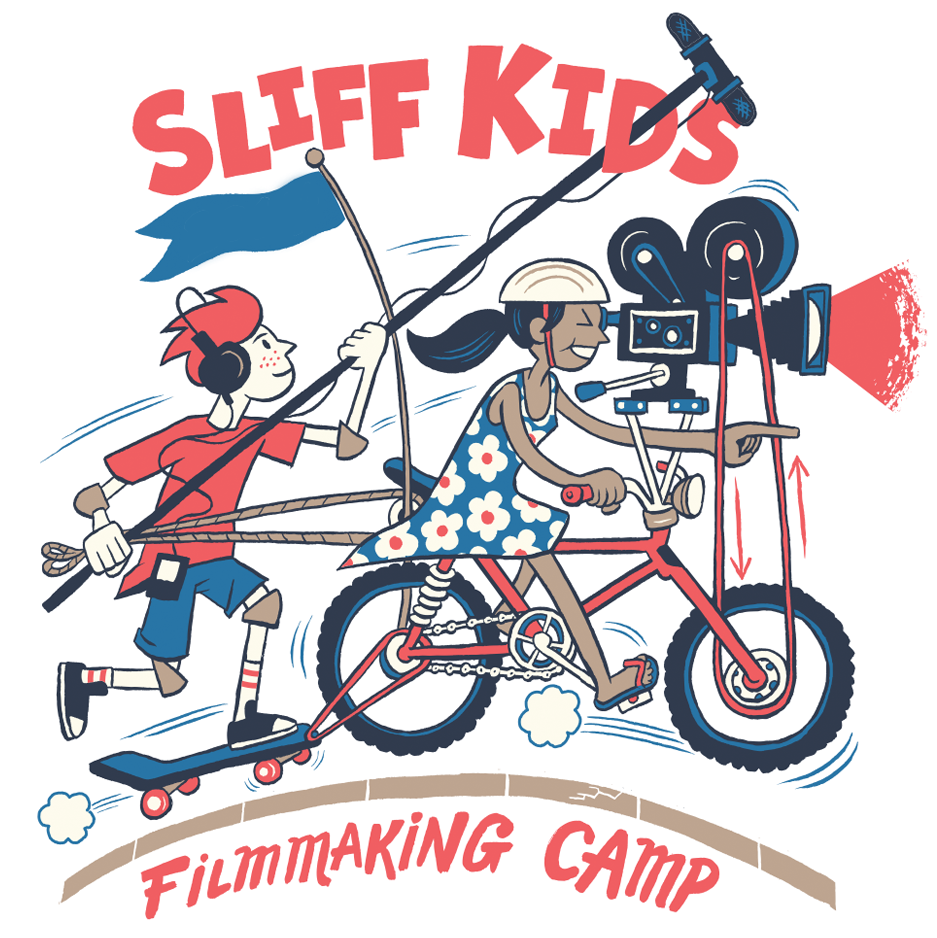 SLIFF/Kids Filmmaking Camp