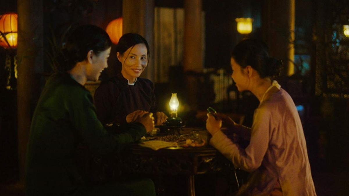 A still from The Third Wife.