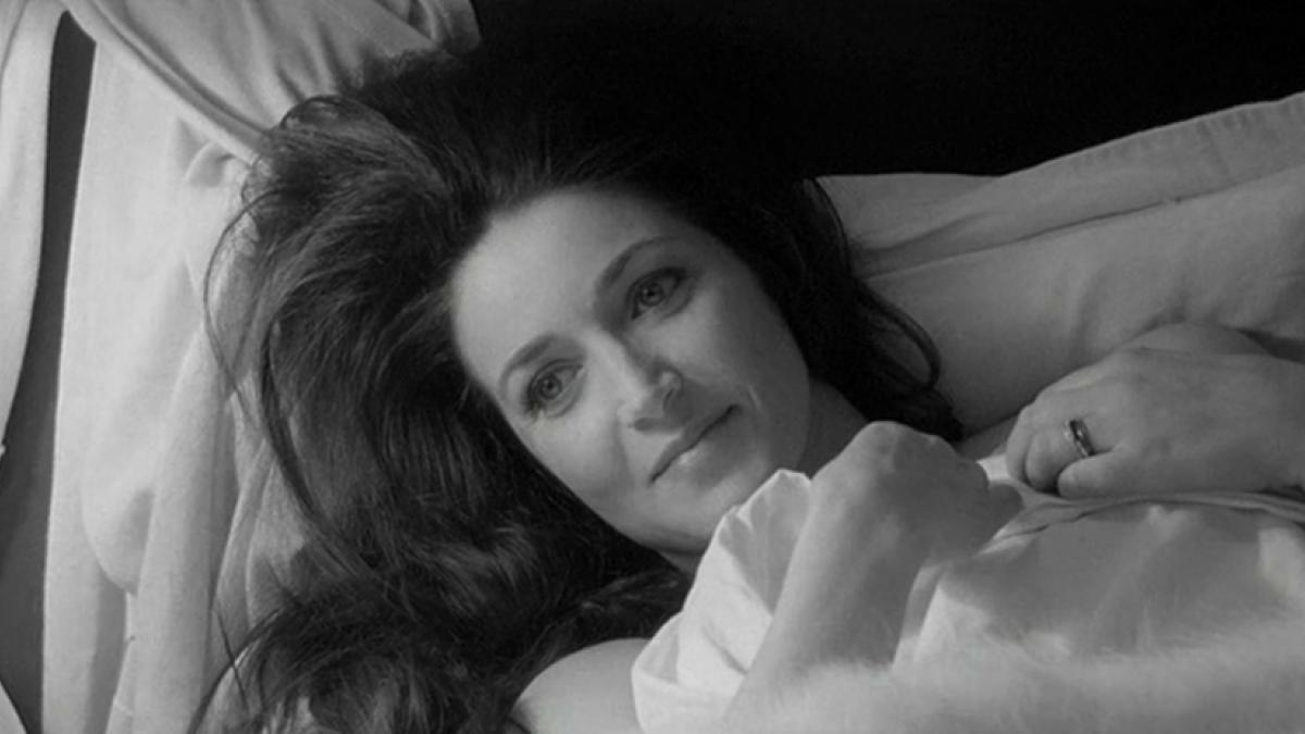 Françoise Fabian portrays a worldly object of desire in Eric Rohmer's 'My Night at Maud's'.