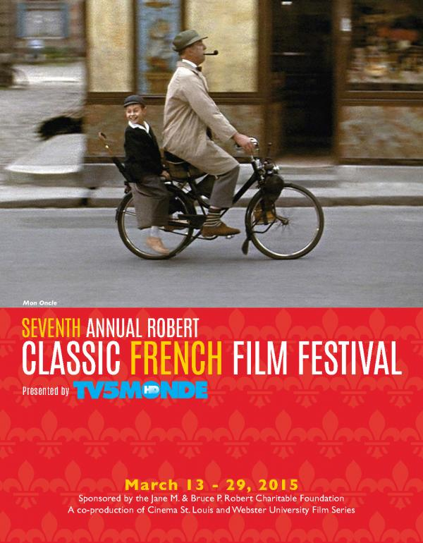 Classic French Film Festival 2015